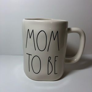 Rae Dunn Mom To Be Mug